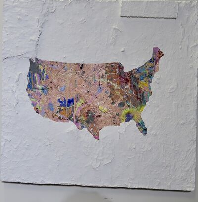 Albert Reyes, 'America', 2020