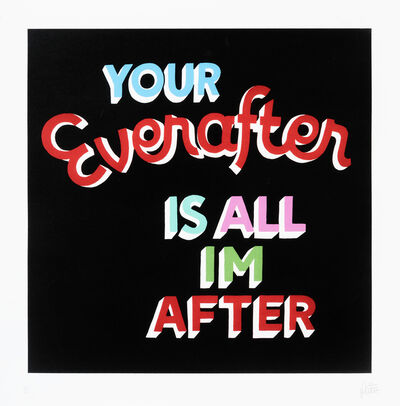 Stephen Powers, 'Your Everafter is All I'm After', 2010