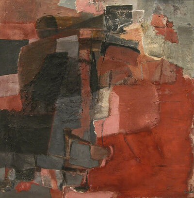 Enrico Donati, '2 Apsaras', 1957