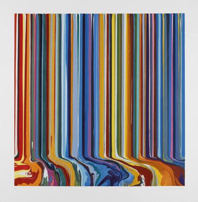 Ian Davenport, 'Autumn', 2019