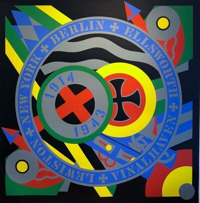 Robert Indiana, 'KvF X', 1991