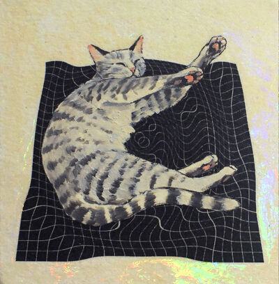 Alexis Kandra, 'Happy Cat', 2019