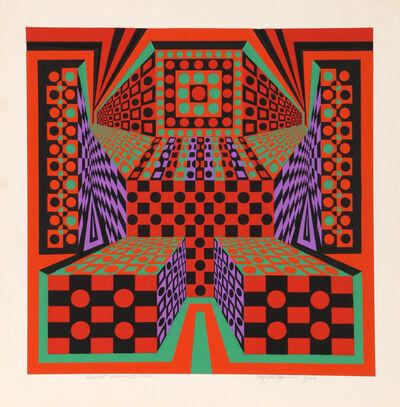 Roy Ahlgren, 'Desert Icon II', 1969
