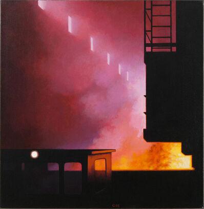 Gus Heinze, 'Blast Furnace', 2010