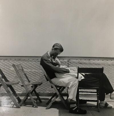 Ernst Haas, 'Couple, Staten Island Ferry', 1951