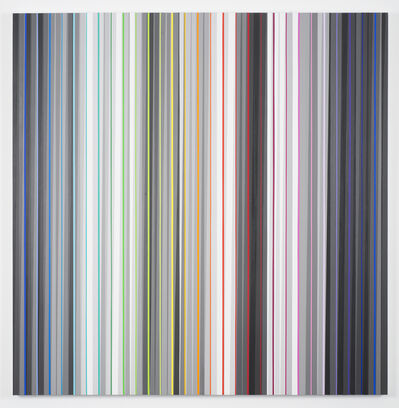 Gabriele Evertz, 'Grays + the Extended Spectrum, The Black Room Series', 2014