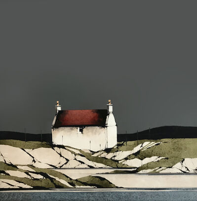Ron Lawson, 'Barra Cottage', 2019