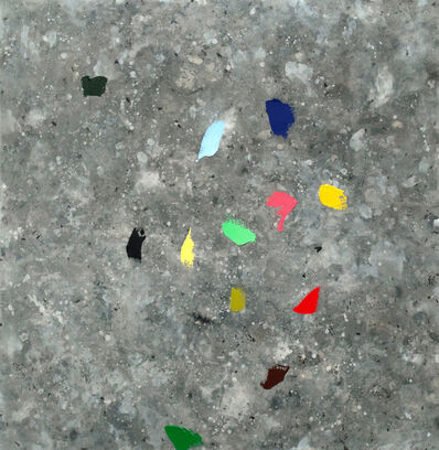 Rory Emmett, 'Constructed Surface (Grey)', 2019