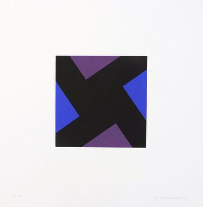 Vera Molnar, 'En Oblique B ', 1970