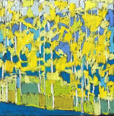 Marshall Noice, 'Birches on Highway 35', 2021