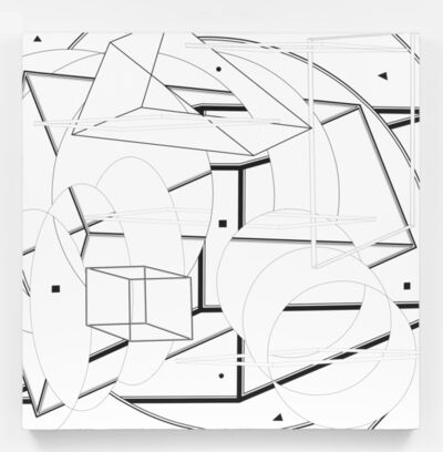 Al Held, 'Inversion XVII', 1978