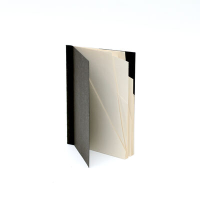 Jiri Valoch, 'Notebook', 1969