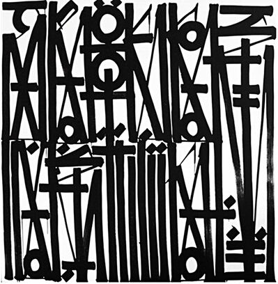 RETNA, 'Crooked Just Like You', 2016
