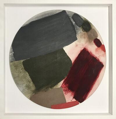 Friedel Dzubas (1915-1994), 'Grey Over Red', 1971