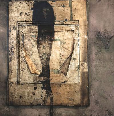 Jeff Bertoncino, 'Lingering Figure', 2017