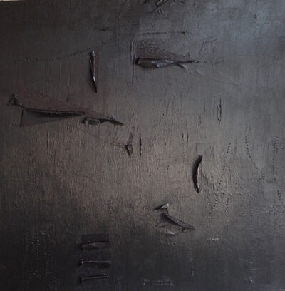 Dean Dempsey, 'Untitled, Black 2', 2016