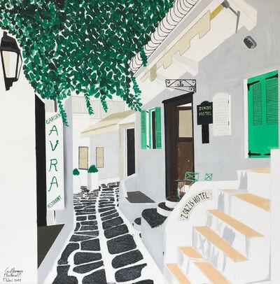 Guillermo Martorell, 'Streets of Mykonos', 2017