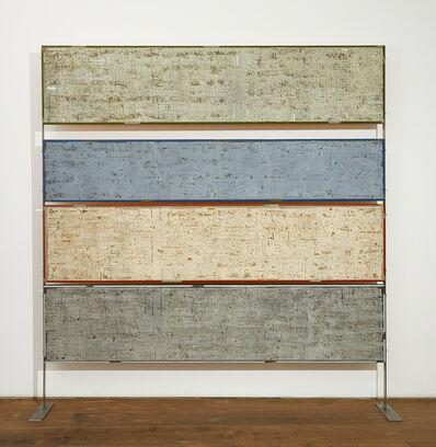 Enrique Brinkmann, 'Cuatro Tablas Cámbricas', 2018