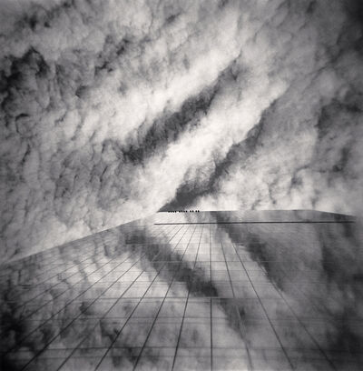 Michael Kenna, 'Skyscraper and Clouds, New York, USA', 2016
