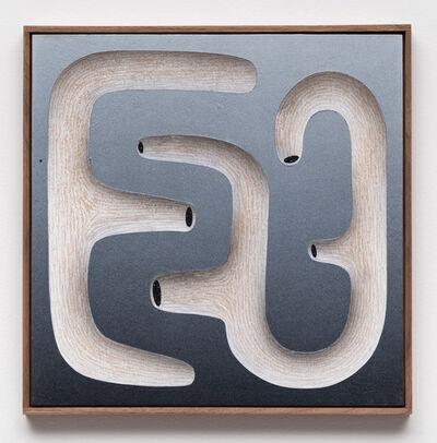 Brian Robertson, 'Maze Form I', 2016