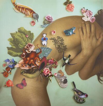 Javiera Estrada, 'Flow is what you make it', 2015