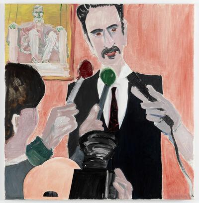Emo Verkerk, 'Frank Zappa', 2011