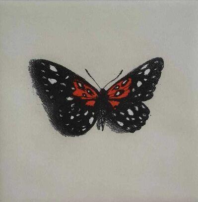 Lisa Milroy, 'Butterfly I', 1994