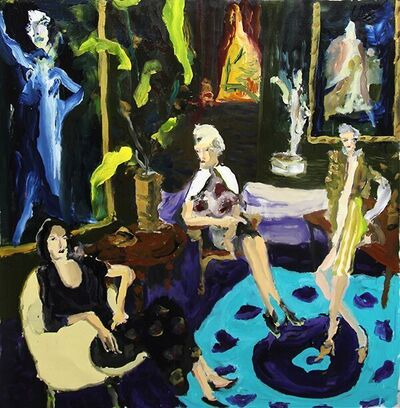 Bradley Wood, 'Briarcliff', 2015