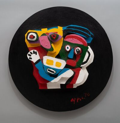 Karel Appel, 'Floating Family', 1976