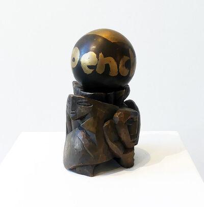 A.R. Penck, 'Weltkugel', 1994