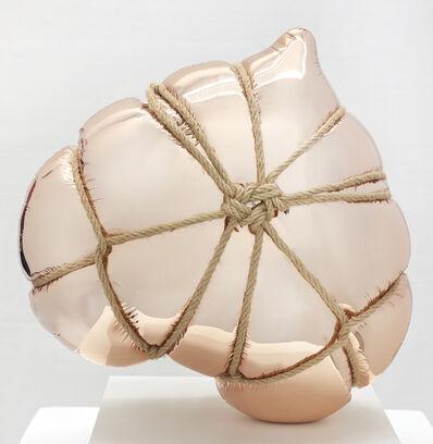 Adam Parker Smith, 'Shibari Heart (Rose Gold)', 2021