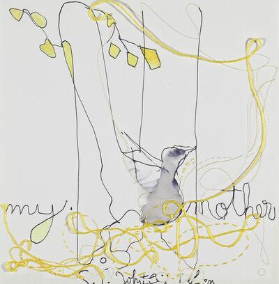 Sanda Iliescu, 'My Mother's White Bird, Aris Alba est Mater Mia', 2015