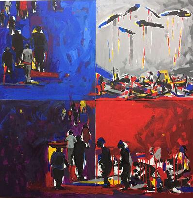Ali Aboud, 'Untitled ', 2017