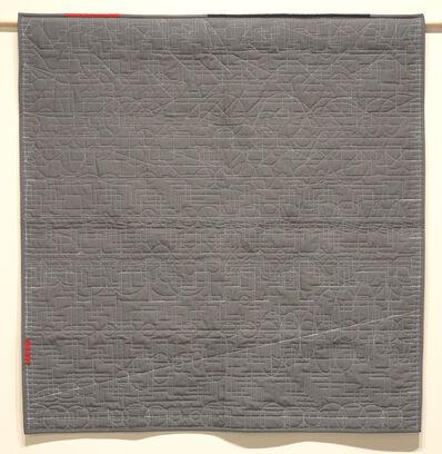 Kathy McTavish, 'Generative Textile Drawing (sg2)', 2018