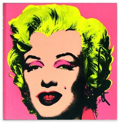 Andy Warhol, 'Marilyn Monroe Announcement', 1981