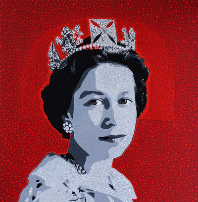 Philip Tsiaras, 'Queen of England', 2019