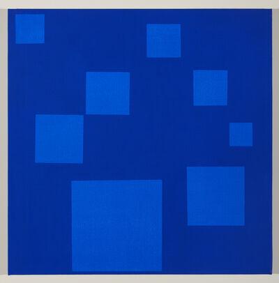 Jesús Matheus, 'Vacios (azules)', 2007