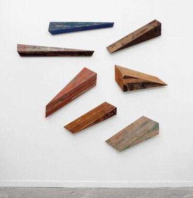 Ron van der Ende, 'Wedges', 2014