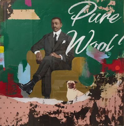 Cedric Smith, 'Pure Wood Suits', 2019