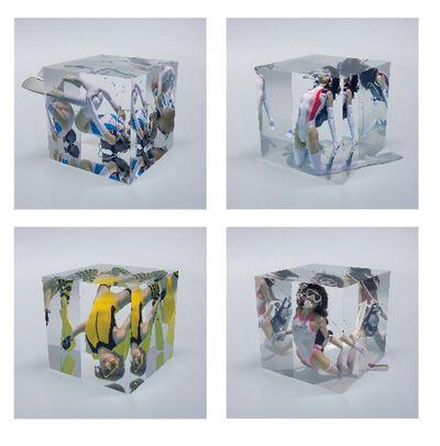 Manabu Koga, 'CB001P - CB004P, Set of 4 Prints', 2019