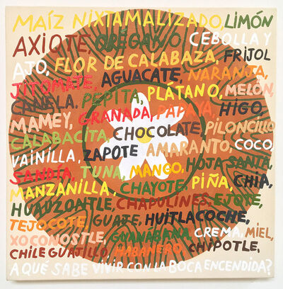 Liz Hernandez, 'Plato #1 (Plate #1)', 2019