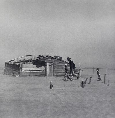 Arthur Rothstein, 'Dust Storm, Cimarron County, Oklahoma', 1936