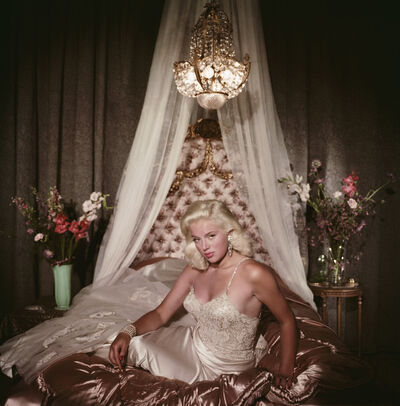Slim Aarons, 'Satin Seduction', 1955