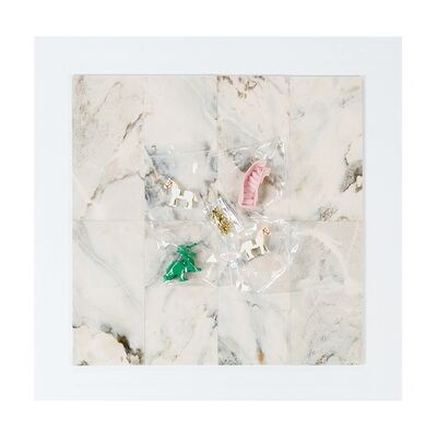 Xue Mu, 'A_C_N2014 Marble Toys', 2014
