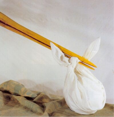 Robert Therrien, 'No title (stork beak)', 1996