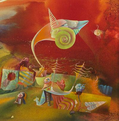 Tom Perkinson, 'Night Visit'