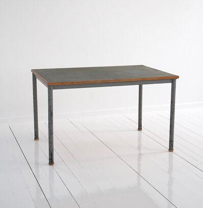 """Le Corbusier, '""""Maison de la Suisse"""" table', ca. 1933"""