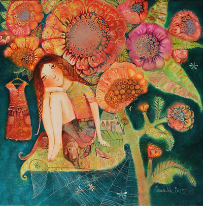 Anna Silivonchik, 'Summer in the Countryside ', 2015