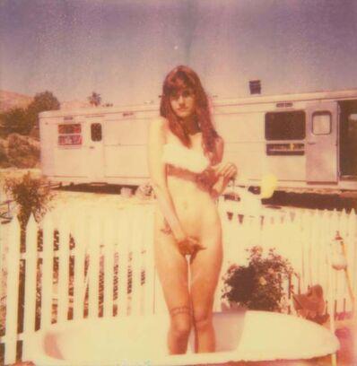 Stefanie Schneider, 'The Girl II (Behind the White Picket Fence)', 2011