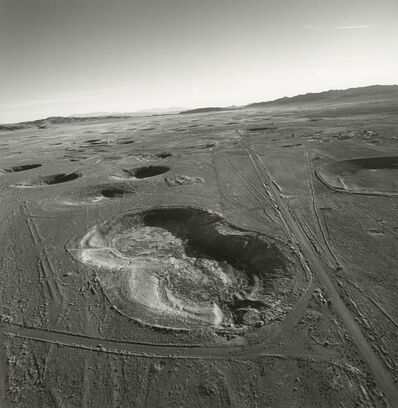 Emmet Gowin, 'Yucca Flat, Looking South, Nevada Test Site', 1997
